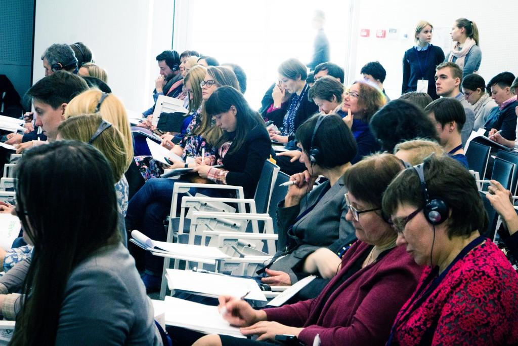 Socialinio verslo forumas-2015 dalyviai