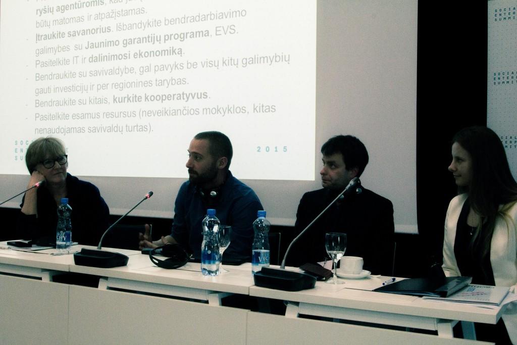 Socialinis verslas: ko reikia Lietuvai? Interviu su socialinių verslų kūrėju ir vystytoju Miceál Pyner