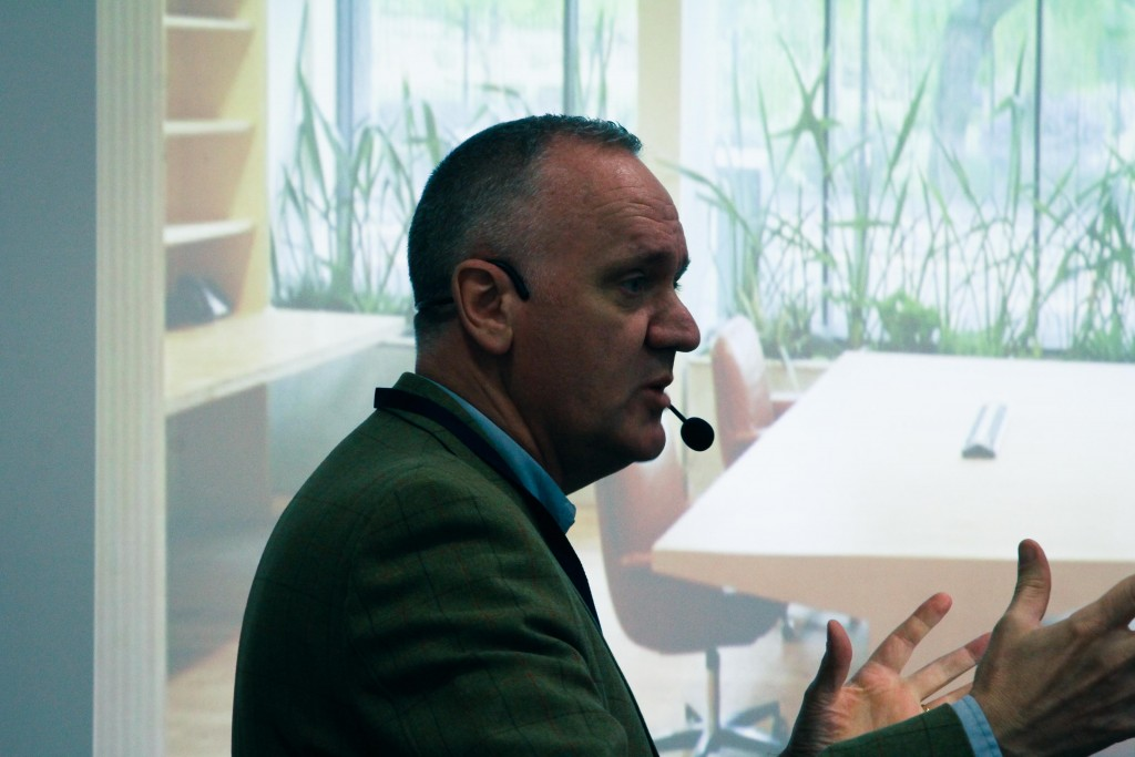 Interviu su socialinių verslų kūrėju ir vystytoju Miceál Pyner