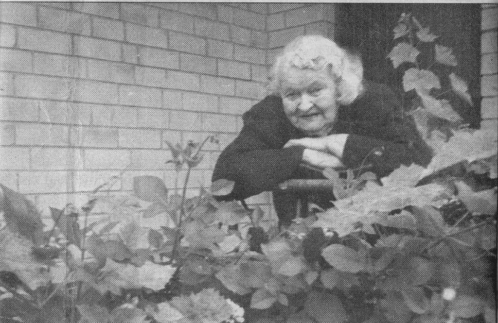 globos namų mecenatė Ona Milienė