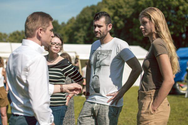 Savaitgalį praūžęs Socialinių inovacijų festivalis BiZzZ atidarė jau trečiąjį programos SOCIFACTION ciklą