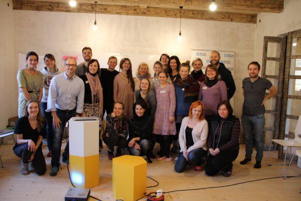 Socifaction programa įgauna pagreitį